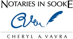 Notaries in Sooke Logo